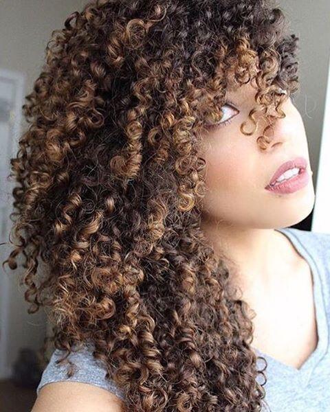Natural.Curly.Beautiful           - igcurls:   @honeyscurls