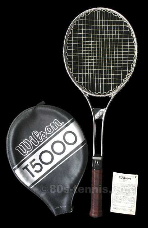 Wilson T5000 tennis racket