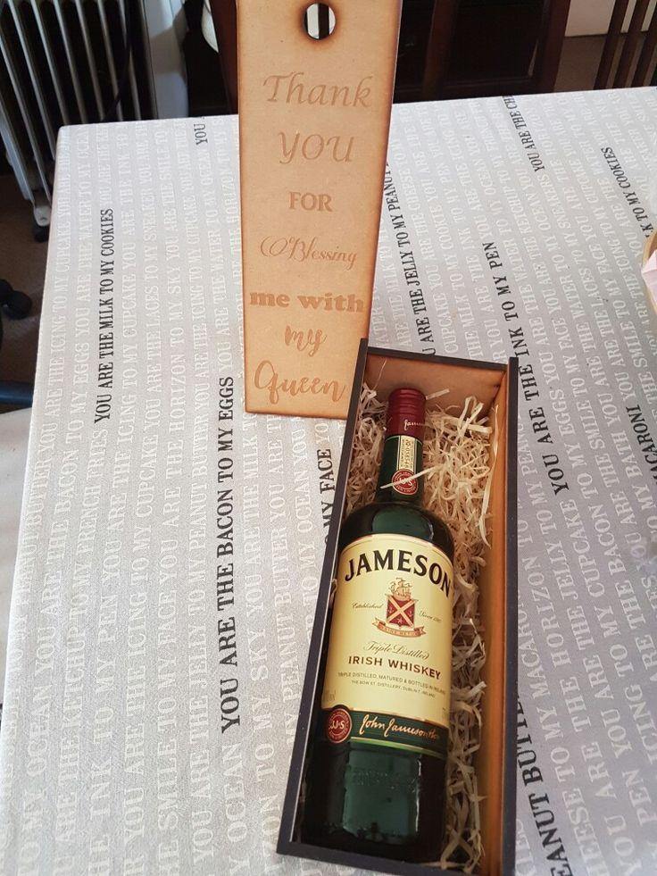 gift my fiance gave my mom
