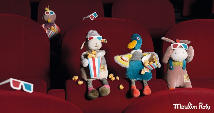 Moulin Roty, a recognized brand in the children's segment, has been creating comforters, toys, world of gentleness and colour for little ones for 43 years.