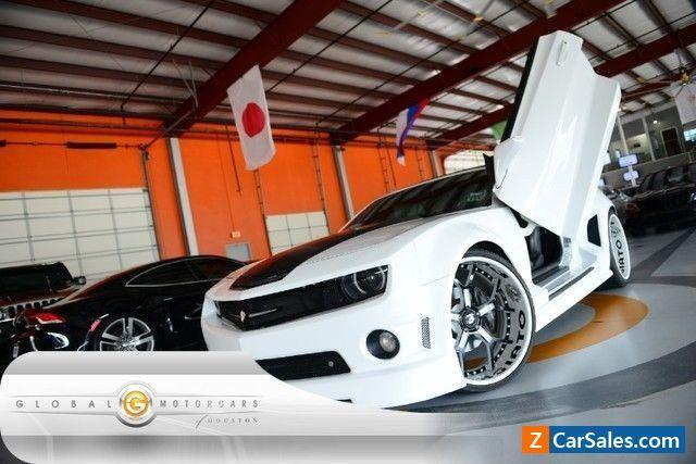 2013 Chevrolet Camaro SS Convertible 2-Door #chevrolet #camaro #forsale #unitedstates