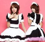 Sexy Alice French Maid Princess Cosplay Halloween Costumes Fancy Dress Outfits