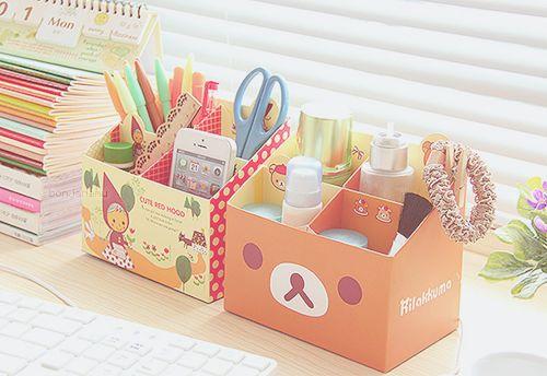 ❤ Blippo.com Kawaii Shop ❤ more craft organisers