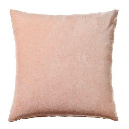 Amber Velvet Lounge Cushion