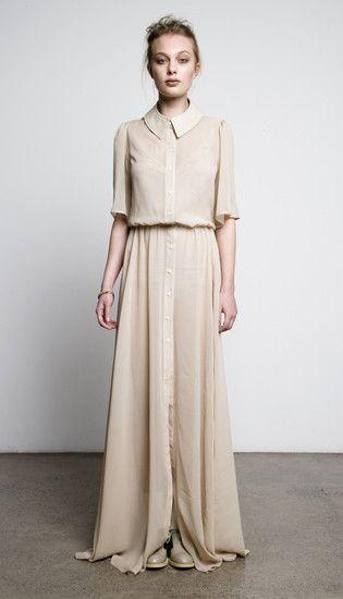 garden dress. by juliette hogan