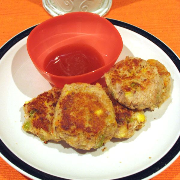 Tuna Patties - easy & quick | what's for DINNER? | Pinterest