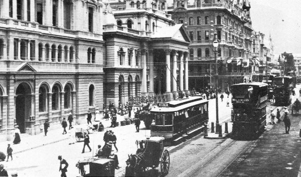 Adderley Street in 1905