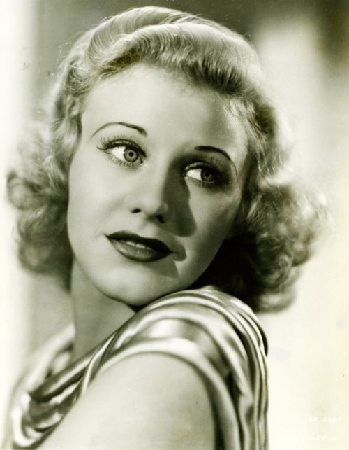Ginger Rogers, 1930s. She was so talented. | Stars Upon ...