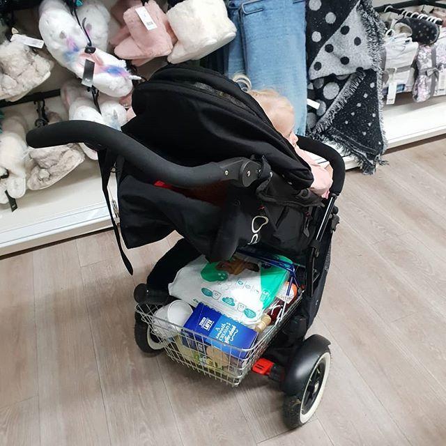 38++ Stroller with big shopping basket ideas