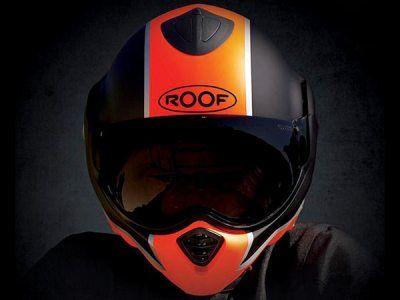 Casque Roof Boxer : nouvelles décos pour 2012
