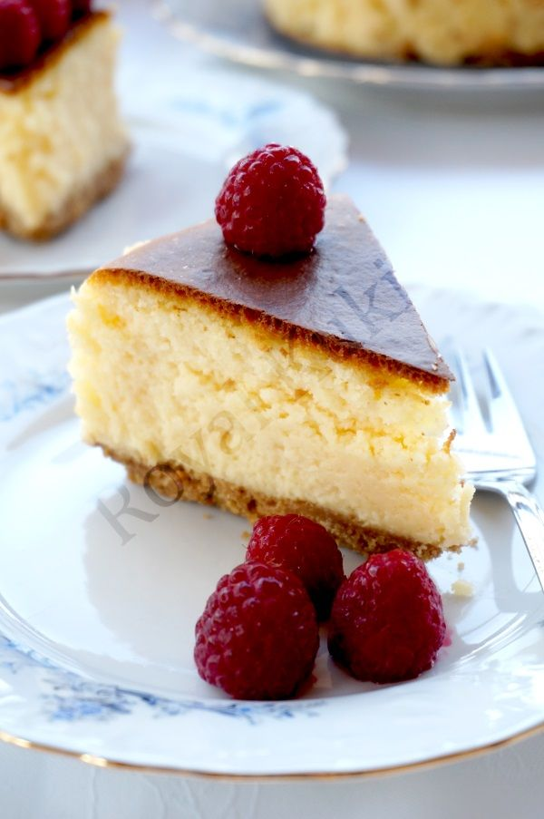 Mükemmel Cheesecake Yapmak için bilmeniz gereken herşey New York Style Cheesecake