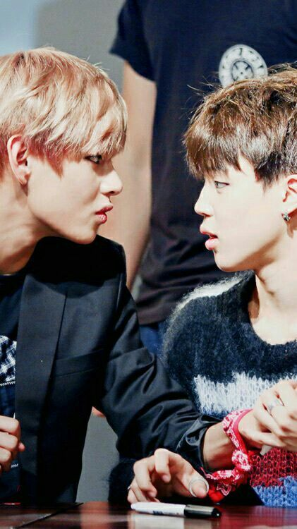 Jimin & Taehyung | BTS | Pinterest | BTS, Bts vmin e Bts jimin