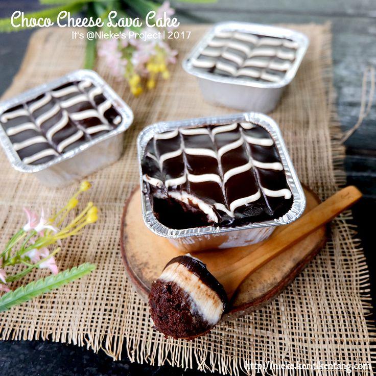 Choco Cheese Lava Cake