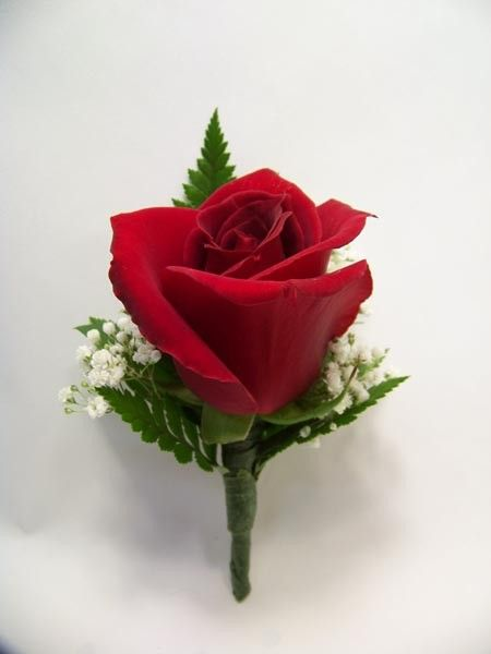 Red Rose Boutonniere http://www.sparrsfloral.com/media/catalog/product/cache/1/image/9df78eab33525d08d6e5fb8d27136e95/e/a/easter_secretary_293.jpg