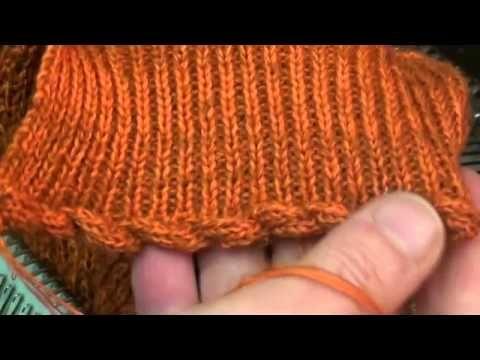 Rifinitura per ogni modello a maglie riprese - YouTube