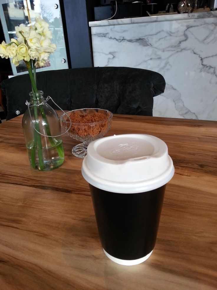 12.30pm – Ahhh. Coffee.