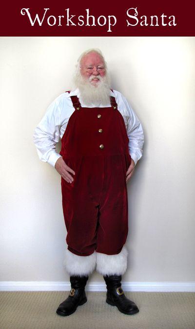Being Santa Claus: Photo Gallery