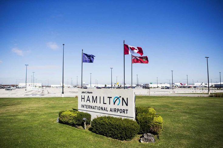 Hamilton's airport nearly doubled passenger traffic last year   TrueResident
