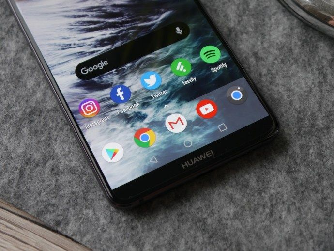 Huawei Mate 20 Pro Kommt Womoglich Mit 6 25 Zoll Grossem Display Zoll 20er
