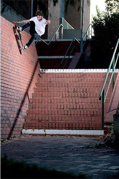 Dustin Dollin Huge Wall Ride