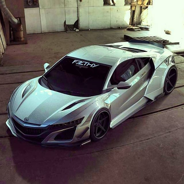 38 Best ACuRa NSX LB Images On Pinterest