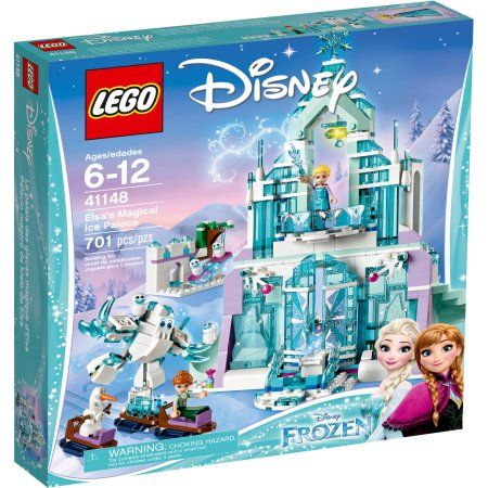 Lego Disney Princess Elsa's Magical Ice Palace 41148, Multicolor