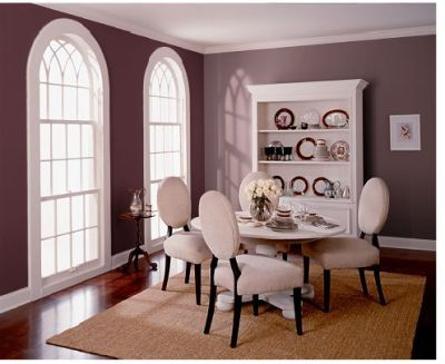 Dining Room Colors With Photos Of The Paint