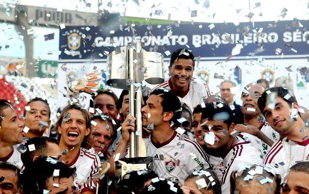 Fluminense - Campeão Brasileiro de 2012!