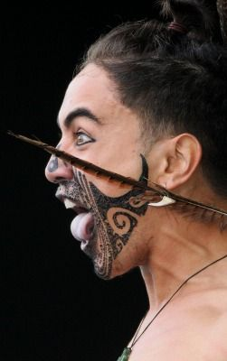 Flash flooding didn't deter people from turning up to enjoy a national kapa haka competition.