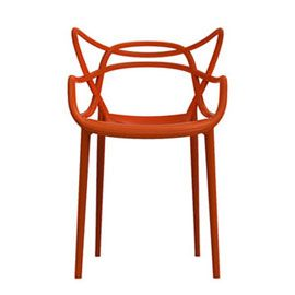 Orange chair - Masters