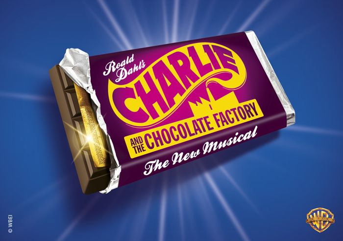 Charlie and The Chocolate Factory - New Trailer Released for the New Musical