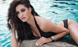 Bigg Boss Ex-contestant Nora Fatehi soars the temperature high in Kingfisher Calendar 2017 !! Have a look