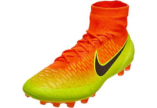 Get the Spark Brilliance Pack Nike Magista Obra in AG soleplate from SoccerPro today.
