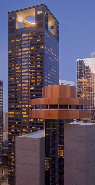 Spindletop Restaurant | Downtown Houston Restaurants & Views