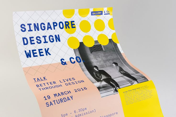 Logo, print and packaging by Foreign Policy for Singapore-based Gallery & Co.