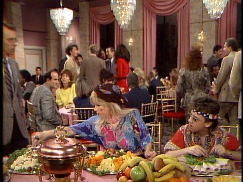 Christina Applegate and David Faustino in Egy rém rendes család (1987)