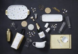 """Entertain in style with Davis & Waddell's new """"Celebrate"""" range:  http://www.outback-revue.com/add-a-little-glitz-and-glam-to-your-entertaining-with-davis-and-waddell/"""
