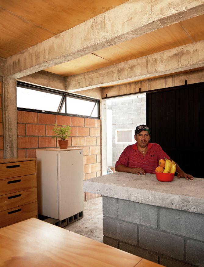 Galería de Arquitectura Social en México: Casa Cubierta de Comunidad Vivex - 15