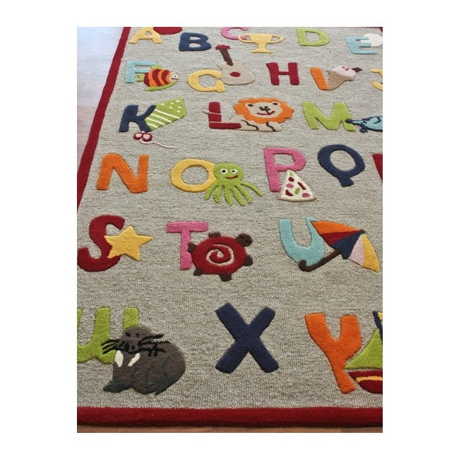 Small Abc Rug: 1000+ Images About Alphabet Nursery Ideas On Pinterest