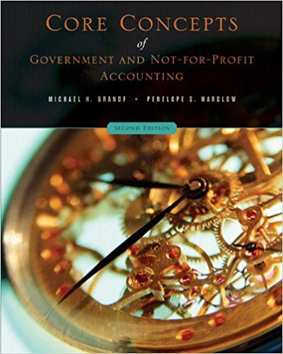 40 best textbook solution manual for download images on pinterest full download core concepts of government and not for profit accounting 2e populer fandeluxe Image collections