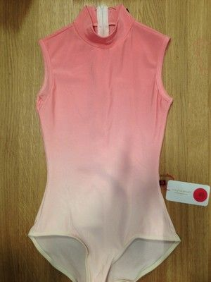 Yumiko DIP Dye Leotard Black Label One of A Kind!! Sold on eBay
