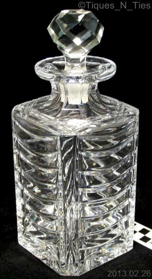 Nice Royal Brierley Rbr9 Cut Lead Crystal Wine Whiskey