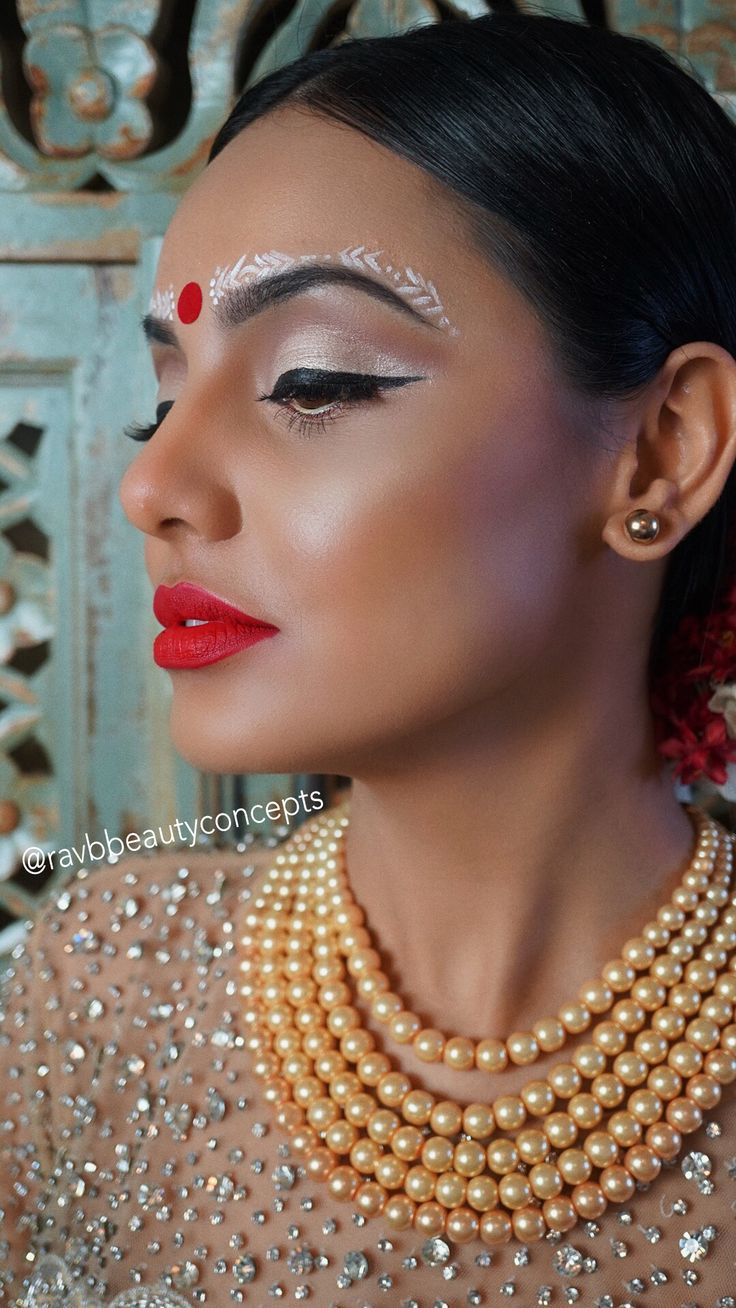 Brilliant 1000 Ideas About Indian Bridal Hair On Pinterest Indian Bridal Hairstyle Inspiration Daily Dogsangcom