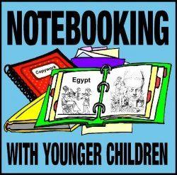 Notebooking With Younger Children: Children Work, Notebooks Lapbook, Younger Kids, Homeschool Ideas, Homeschool Notebooks, Preschool Ideas, Pre Reading, Younger Children, Learning Kids