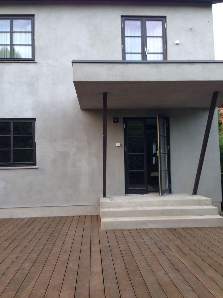 Kebony&concrete