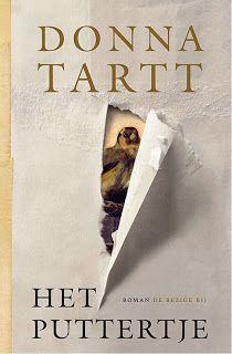 Mijn gelezen boeken: Het Puttertje, Donna Tartt