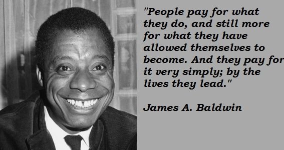 james baldwin essays fire next time