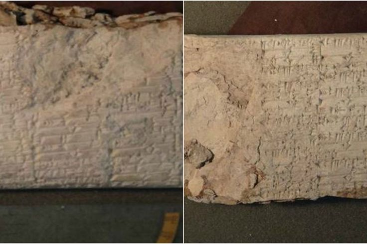 Hobby Lobby got caught smuggling Iraqi antiquities, probably for its enormous new Bible Museum