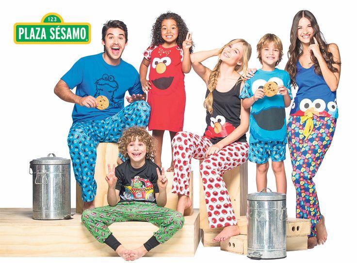 Pijamas para todas las edades