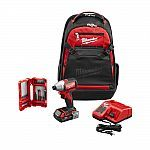 Milwaukee M18 18-Volt Lithium-Ion Brushless 1/4 in. Hex Impact Driver Kit with Backpack and Bit Set $149 (50% off) #LavaHot http://www.lavahotdeals.com/us/cheap/milwaukee-m18-18-volt-lithium-ion-brushless-1/167558?utm_source=pinterest&utm_medium=rss&utm_campaign=at_lavahotdealsus